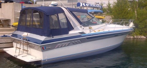 Welcraft Grand Sport 34 Boat for Sale