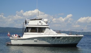 Boat For Sale Trojan 32 Photo
