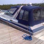 Photo Image of Welcraft 34 Boat For Sale at Tobermory Marine in Ontaro