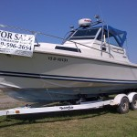 Photo of Limestone 24 Boat for Sale At Tobermory Marine Ontario