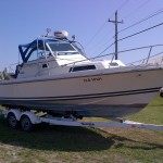 Photo of Limestone Boat for Sale Tobermory Marine Ontario