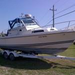 Photo of Limestone Boat for Sale Tobermory Marine Ontario