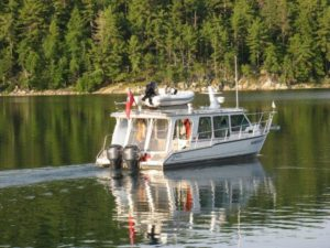 Photo of a Stanley 36 Cruiser For Sale