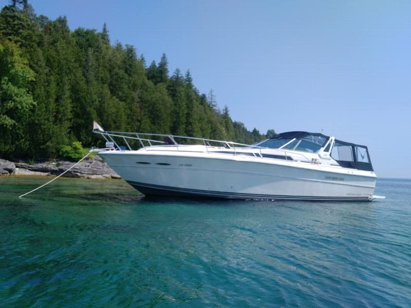 1988 SeaRay 39′ Express